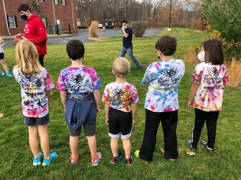 Summer Program Outdoor with Friends