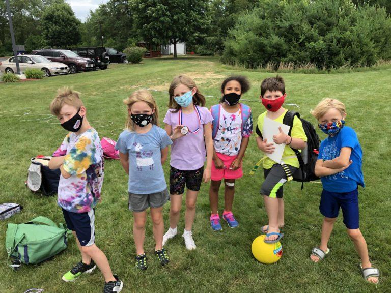 Summer Camp Mask